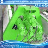 Mclw12xnc-10X1500 machine à cintrer de rouleau spécial du cône quatre, chaîne de production