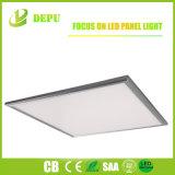 Teto/luz de painel quadrada Recessed/de suspensão do diodo emissor de luz de 0-10V Dimmable 36W 1X4FT