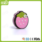 Dog Vinyl Strawberry Fruit cake Fart Food Toy