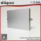 이익 65dBi에 의하여 출력되는 세 배 악대 GSM/Dcs/WCDMA 이동할 수 있는 통신망 승압기