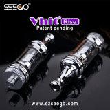 Nuovo serbatoio della E-Sigaretta di aumento di Seego Vhit di disegno con un boccaglio rotativo da 360 gradi