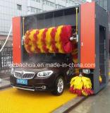 Lavadora automática llena del coche de 5 cepillos sin sistema de sequía