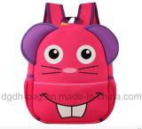 Mochila divertida de la escuela preciosa neopreno SBR para los niños bolsas de