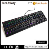 OEM LED Light Gaming Mechanical Keyboard
