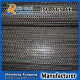 Correia transportadora de malha de arame tecido Manuafcturer