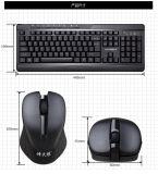 2017 새로운 다가오는 2.4GHz 무선 컴퓨터 키보드와 마우스 한 벌 (KB-8200)
