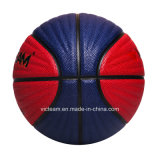 Non Slip Size 5 6 7 Compostie PU Leather Basketball