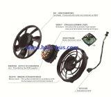 """Auto Motor ventilador axial de 11"""" Spal VA03-Ap70-37S"""