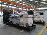 Groupe électrogène diesel silencieux avec moteur Perkins (10kVA-2000kVA)