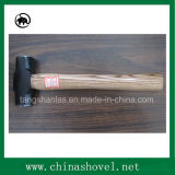 Ручной инструмент хорошего качества углеродистой стали салазочного молоток с ручкой