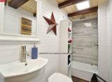 Mini remorque à la maison de remorque minuscule en bois en acier préfabriquée (TH-033)