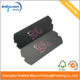 Коробка подушки горячего сбывания косметическая для щетки с печатание логоса на коробке (QY150064)