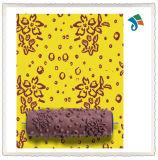 Rodillo de pintura del modelo de flor de la decoración de la pared