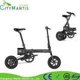 '' bici elettrica piegata della lega di alluminio 12 con la batteria di litio (Ideawalk F1)