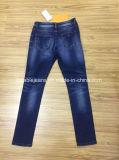 pantalones vaqueros de las señoras de la manera 9.1oz (HY5136-25A)
