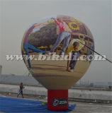 Воздушный шар полного печатание гигантский раздувной земной к UAE K2102