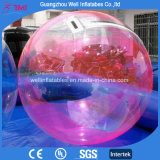 Hamster humana insufláveis água esfera esfera de pé para venda