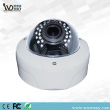2.0MPサポートマルチネットワークプロトコールのVandalproofドームのFisheye赤外線IPの監視カメラ