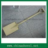 Сварные стальные лопаты лопата рукоятки квадратных сошника