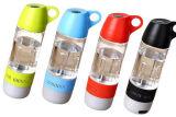 Botella de agua al aire libre Altavoz de Bluetooth