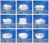 Molti progettano il dispersore di arte del lavabo della mano