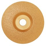 Абразивный диск вакуума меля диска металла паяя