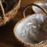 (BC-WF1006) 순수한 Handmade 자연적인 버드나무 꽃 바구니
