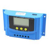 regolatore solare del caricatore di 12V/24V 30AMP USB-5V/2A per il sistema solare Cy-K30A