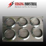 CNC van de hoge Precisie Roestvrij staal dat Delen machinaal bewerkt, plotseling - in werking gestelde Productie