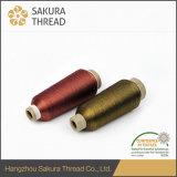 Poliester de Sakura/hilado metálico del nilón/del rayón para el bordado/hacer punto/que tejen