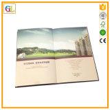 Kundenspezifische Ausgabe-farbenreiches Buch-Drucken mit A4/A5