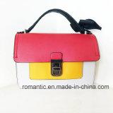 Modische Freizeit-Entwurfs-Frauen PU-Handtaschen mit Spitze (NMDK-060202)