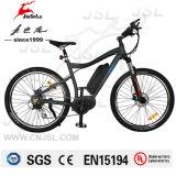 Bici elettrica della montagna del nero della batteria di litio del Ce 350W 36V (JSL035G-2)