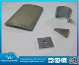 De krachtige Magneet NdFeB van de Zeldzame aarde van de Boog Permanente voor Motor Neodyrnium