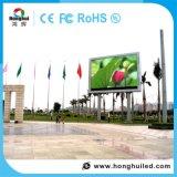 옥외 풀 컬러 발광 다이오드 표시를 광고하는 HD P4