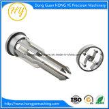 Chinesische Hersteller CNC-Präzisions-maschinell bearbeitenteil für flaches zusätzliches Teil