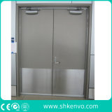 Portes d'accès nominales au feu métallique creux