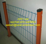 Barriera di sicurezza rivestita di Galvanized/PVC Procection