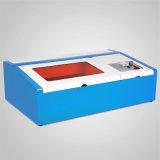 40W de alta precisión cortadora y grabadora láser de CO2 con puerto USB