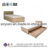 Schule-Schlafsaal-Möbel-preiswerter Preis MDF-einzelnes Bett (B09#)