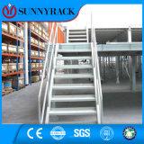 Plataforma de acero aprobada ISO9001 para almacenes pesados