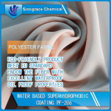 Super Hydrophobic Deklaag op basis van water (pf-206)