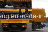 Dongfeng 4X2 LHD Kehrmaschine-LKW mit grossem Kapazitäts-Abfall-Zufuhrbehälter