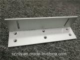 Aangepast 6061 Geanodiseerd Machinaal bewerkt Aluminium/de L-vormige Uitdrijving van het Aluminium