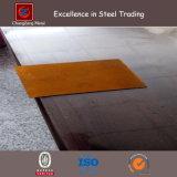 Gebäude Materialastm A242 Corten Stahlplatte für Gebäude
