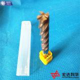 Карбид вольфрама режущего инструмента CNC для филировать металла