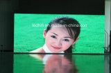 Indoor P3.91 l'écran à affichage LED 500*500 Die-Casting Enceinte en aluminium