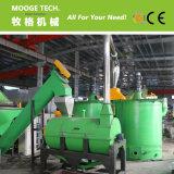 CE ISO estándar de la botella de mascotas flake reciclaje de la máquina