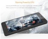 """Telefono astuto mobile di disegno 3G WCDMA del diamante della ROM di RAM 8g del telefono 1g di memoria del quadrato Mtk6580 del Android 6.0 del cellulare dello schermo di HD di Oukitel C3 5.0 """" blu scuro"""