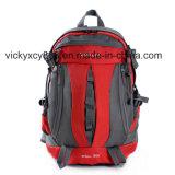 二重肩キャンプ袋のバックパック(CY3356)をハイキングする屋外旅行余暇